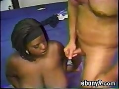 Bust Black BBW Gets A 10-Pounder Pounding