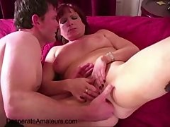 Desperate Amateurs casting Evi Fox mamma wife f