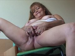 Aged Granny Pissing Compilation Part 2