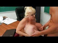 Teacher BBW